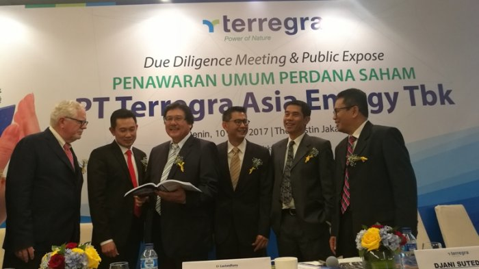 Renewable firm Terregra Asia Energy to float shares on IDX